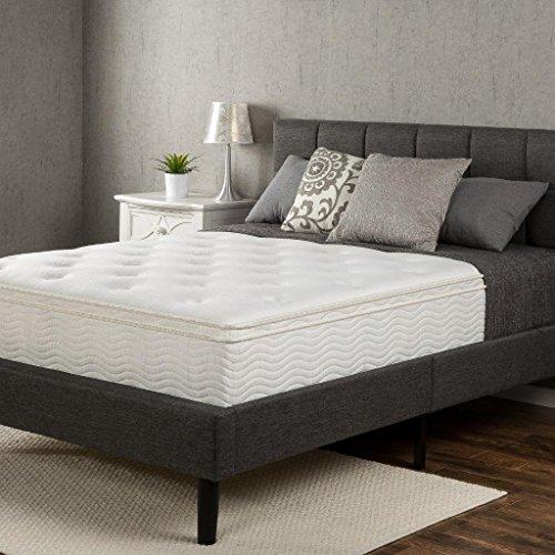 Zinus Sleep Master Euro Box Top Classic Spring 12 Inch Mattress