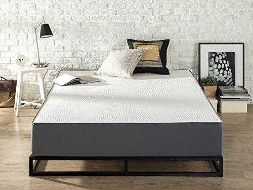 Zinus Responsive Memory Foam 10 Inch Firm Universal Comfort Support Mattress
