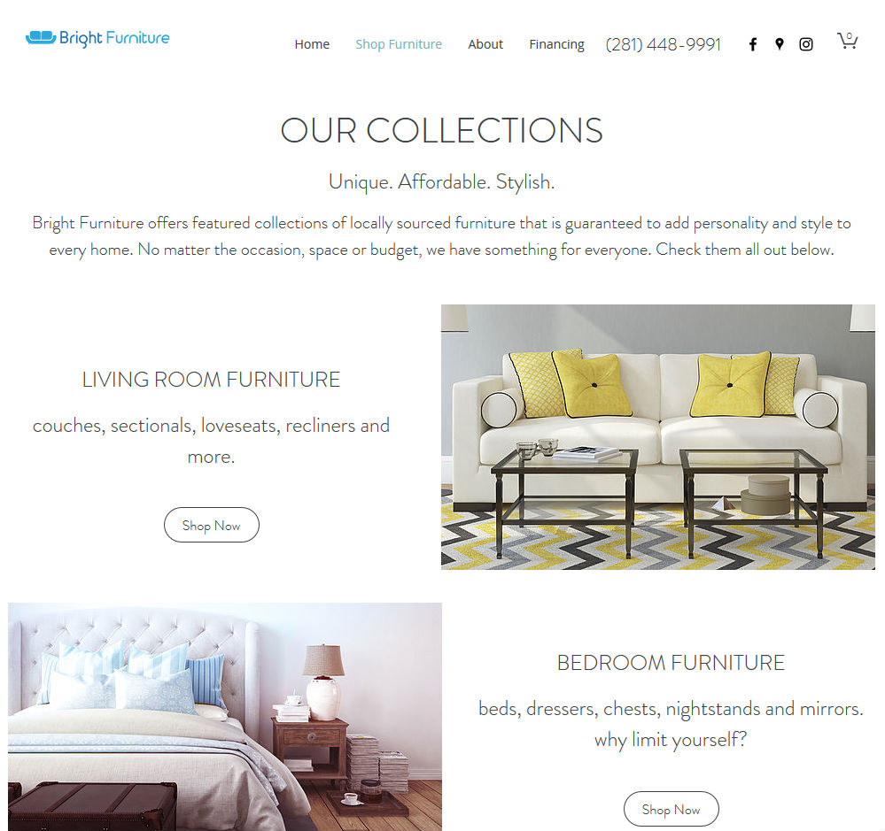 Reasonable Furniture Store: Cheap Furniture Stores In Houston TX With Online Store