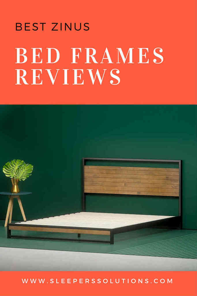 Best Zinus Bed Frames (February 2018) - Reviews & Buyer\'s Guide